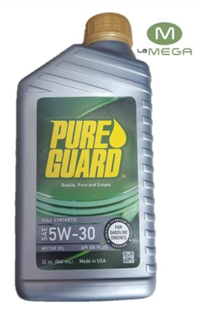 PUREGUARD SAE 5W30 FULL SYNTHETIC CUARTO